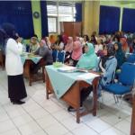 Sosialisasi Ujian Kelas XII, SNMPTN, SBMPTN, dan Achievement Motivation Training (AMT)