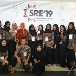 Prestasi dalam Sagasitas Research Competion